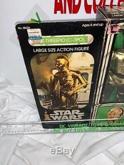 1978 Kenner Vintage STAR WARS 12 Inch C-3PO Action Figure New In Opened Box