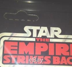 1980 Vintage Star Wars Afa 85 Nm+ Hoth Snowtrooper Esb 41 Back Moc Unpunched