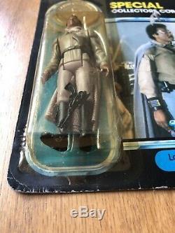 1984 Unpunched Vintage Star Wars Power of the Force Lando MOC 92 back last 17