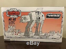 2010 Star Wars Kenner Vintage Collection ESB AT-AT Toys R Us Exclusive NEW