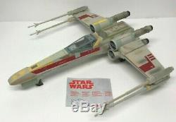 2013 Kenner Star Wars The Vintage Collection X-WING Fighter Exclusive Boxed Rare