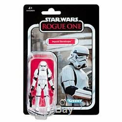 2019 Hasbro Star Wars The Vintage Collection TVC 3.75 Stormtrooper VC140 Case