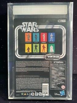 2020 Star Wars Vintage Collection VC166 The Mandalorian AFA U9.25