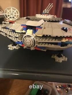 EXCELLENT Original Lego Star Wars Millennium Falcon 7190 100% Complete No Manual