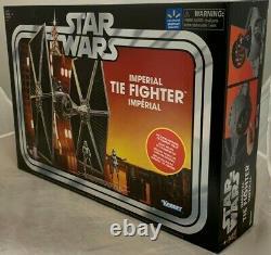 HASBRO Kenner Star Wars Vintage IMPERIAL TIE FIGHTER Walmart Exclusive Vehicle