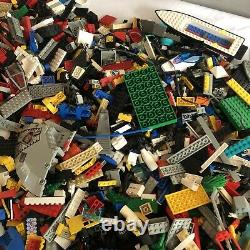 HUGE LEGO Vintage System Job Lot Bundle Star Wars Space Old Grey Parts 10.7 KG