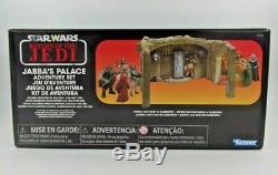 Hasbro Kenner Vintage Star Wars Return Of The Jedi Jabba's Palace Uk Stock