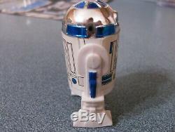 Kenner Star Wars Vintage R2-D2 12 Back C Kenner 1977 cardback