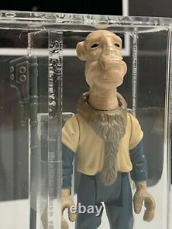 Kenner Vintage 1985 Star Wars Loose Yac Face (Last 17 POTF action figure) AFA 80