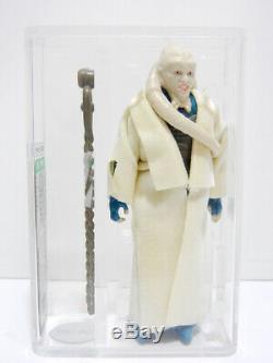 Kenner Vintage Star Wars Prototype White Cape Bib Fortuna Figure Afa 85 1977 84
