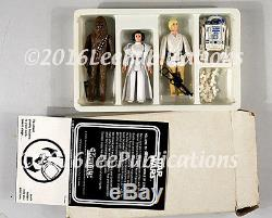 Kenner vintage Star Wars Early Bird set mint in original box very rare Luke Leia