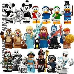 LEGO 71024 Disney Series 2 Minifigures Complete Set of 18 SEALED IN HAND UNOPEN