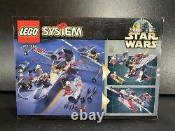 LEGO Star Wars 7140 X-wing Fighter Rare 1999 Set