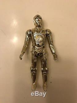 Lot Of first 12 Set vintage Kenner Star Wars action figures Original 1977