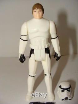 Luke Stormtrooper Complete C9 Repro Weapon Star Wars Vintage POTF Last 17 #2