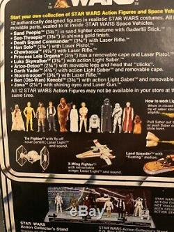 Original Vintage 12-back STAR WARS ARTOO-DETOO(R2-D2), MOC by Kenner 1977
