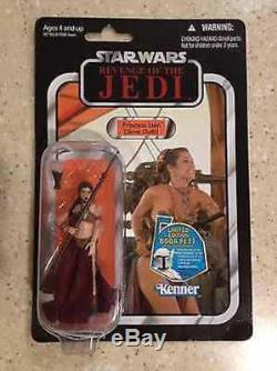 Princess Leia 4 Slave Figure-kenner/hasbro-star Wars Vintage Collection-new