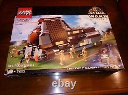 SALELego Star Wars 7184 Trade Federation MTT 1ST EDITIONYEAR 2000SealedNEW