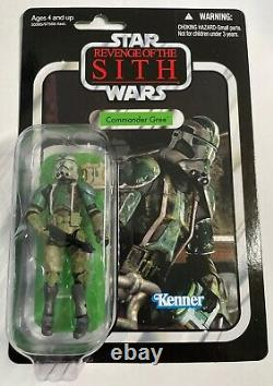 STAR WARS The Vintage Collection COMMANDER GREE VC43 Rare