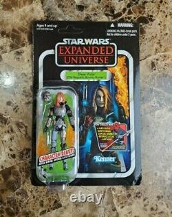 Shae Vizla VC101 2012 STAR WARS The Vintage Collection UNPUNCHED #2