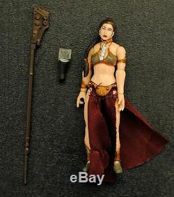 Slave Princess Leia ROTJ Vintage VC64 figure Star Wars Legacy Carrie Fisher 3.75
