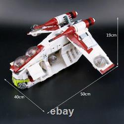 Star Wars 05041 Building Blocks Sets Republic Gunship Bricks Model Toys for Kids