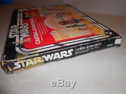 Star Wars 1977 Vintage Sears Exclusive Cantina Adventure Set Blue Snaggletooth