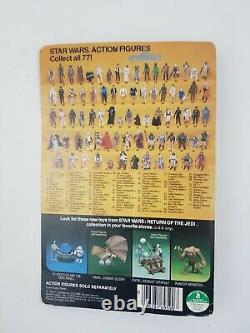 Star Wars AT-ST Driver Vintage Kenner Action Figure Carded (Reglue) 1983