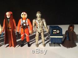Star Wars A New Hope Vintage First 21 Action Figures