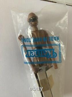 Star Wars Ev 9d9 Misb Bag Baggy Potf Kenner Vintage 1984 Rotj Jabba The Hutt