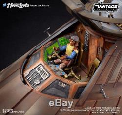 Star Wars HASLAB Vintage Collection Jabba's Sail Barge with BONUS LOT! PRE-ORDER