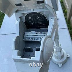 Star Wars Imperial AT-AT Walker 2010 Legacy Vintage Collection Hasbro Incomplete