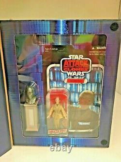 Star Wars Jocasta NU Brians toys exclusive Rare Vintage collection