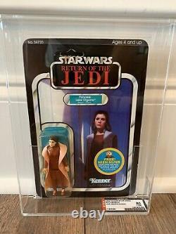Star Wars Princess Leia Bespin 48 Rotj Rare Afa 80y Moc Kenner Vintage 1983 Esb