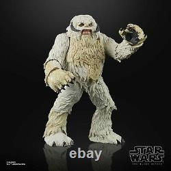 Star Wars SDCC 2020 Black Series 6 Kenner Vintage Collection EP5 Hoth Wampa