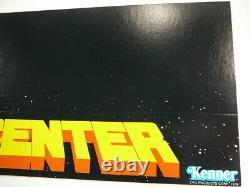 Star Wars Store Display 1978 Shelf Talker MINT Employee Owned Rare Vintage