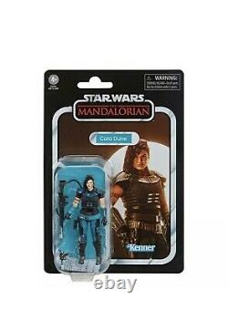 Star Wars The Mandalorian Cara Dune The Vintage Collection Action Figure
