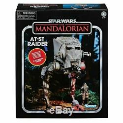 Star Wars The Vintage Collection AT-ST Raider (Mandalorian) IN STOCK