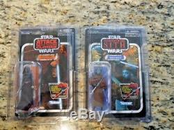 Star Wars The Vintage Collection Barriss Offee VC51 and Aayla Secura CV58