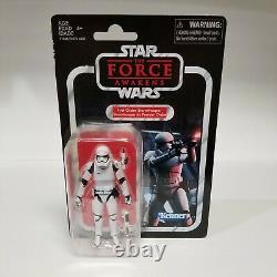 Star Wars The Vintage Collection Captain Rex ARC Trooper Stormtrooper 3.75 Set