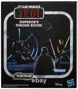 Star Wars The Vintage Collection Emperor's Throne Room 3.75 Figure Exclusive