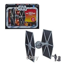 Star Wars The Vintage Collection Imperial Tie Fighter / Walmart Exclusive