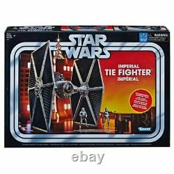 Star Wars The Vintage Collection Imperial Tie Fighter with Pilot IN STOCK