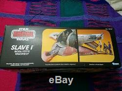 Star Wars The Vintage Collection SLAVE 1 in FACTORY SEALED BOX MISB Amazon ESB