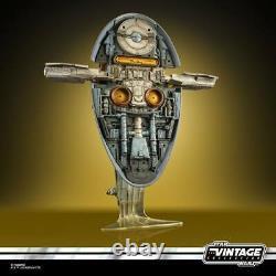 Star Wars The Vintage Collection Vehicle Boba Fett's Slave I