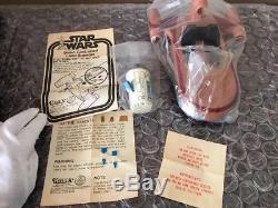 Star Wars Vintage 1978 Sonic Land Speeder JC Penny Complete Jedi Vader Luke R2D2