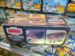 Star Wars Vintage 1980 Kenner Canadian Radio Controlled Jawa Sandcrawler Boxed