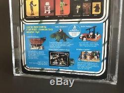 Star Wars Vintage Boba Fett 21 Back B AFA 70 Ex+ MOC
