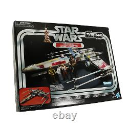 Star Wars Vintage Collection 3,75 Luke Skywalkers X-Wing Fighter MISB