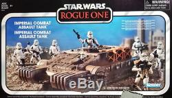 Star Wars Vintage Collection (3.75) Rogue One Imperial Combat Assault Hovertank